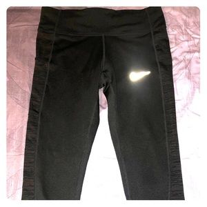 Women's Nike DRIFIT Full Length Leggings Sz M